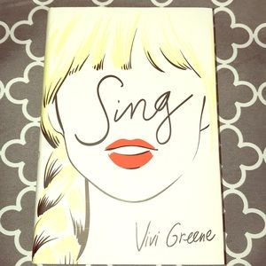 "Book Titled ""Sing"" by Vivi Greene"
